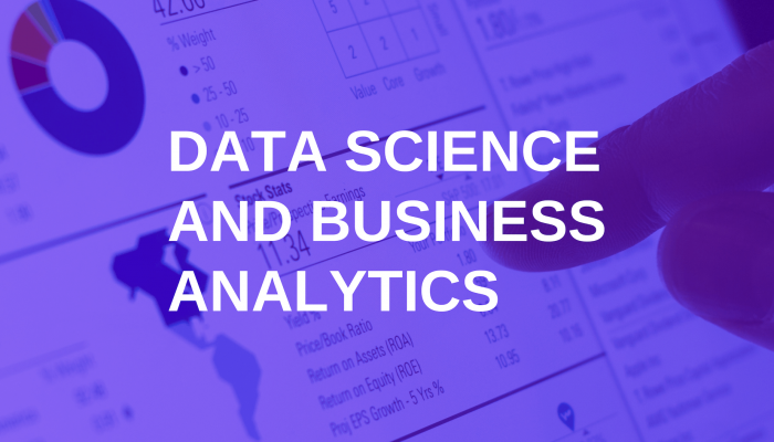 DATA SCIENCE AND BUSINESS ANALYTICS (2)