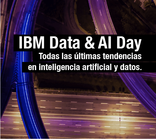 IBM data & AI Day barcelona 2019